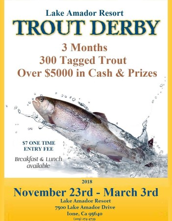 Tagged Trout Derby