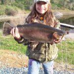 Kids Fishing at Lake Amador, cA