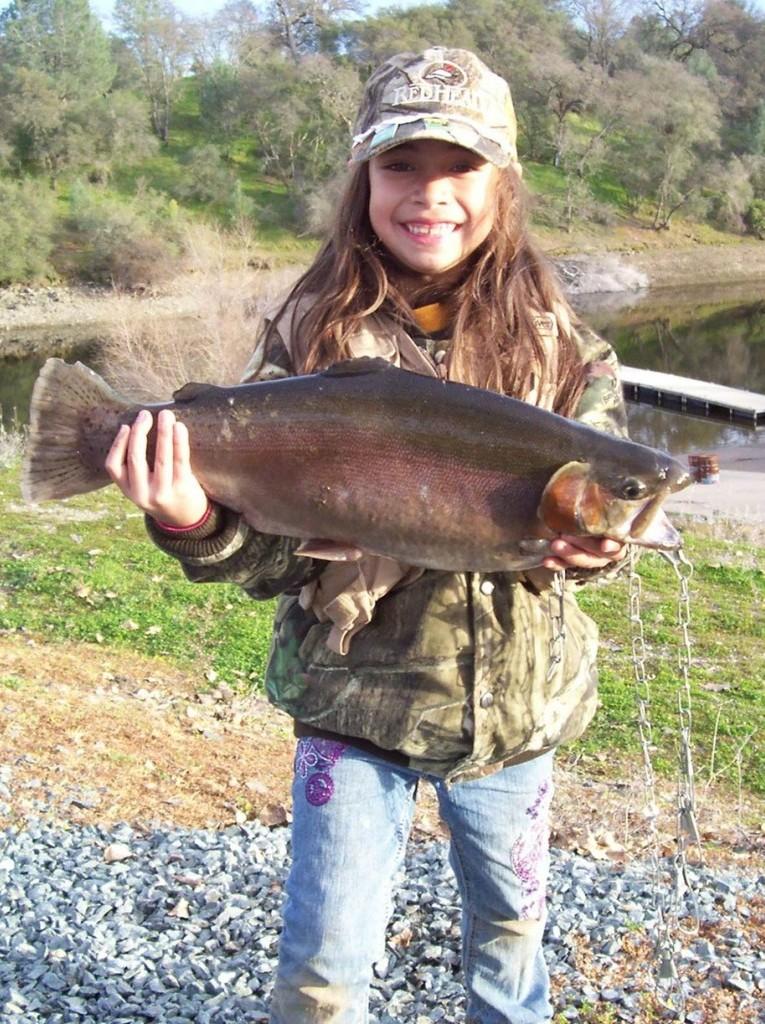 Fishing & Camping In Northern CA | Lake Amador Resort | Ione, CA